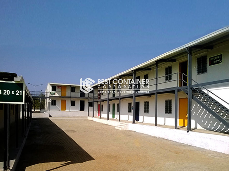 Labour Camp and Labour Colonies